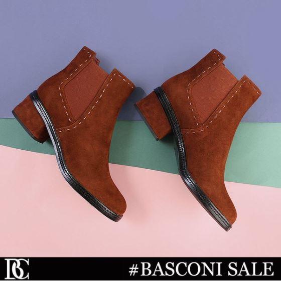 BASCONI - Скидка 40% на сапоги и батильоны