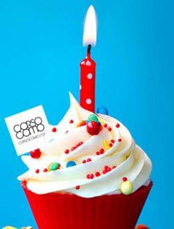 CORSOCOMO - Скидка 10% в честь Дня Рождения!