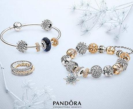 ПАНДОРА- новая новогодняя коллекция