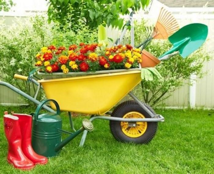 Твой Дом - Скидка 20% на садовые инструменты Gardena и Fiskars