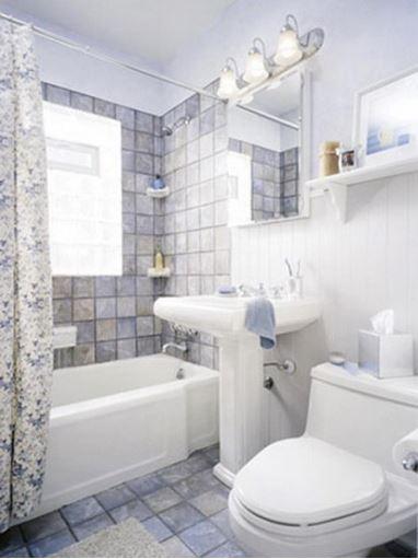 К-Раута - Советы по обустройству небольшой ванной комнаты