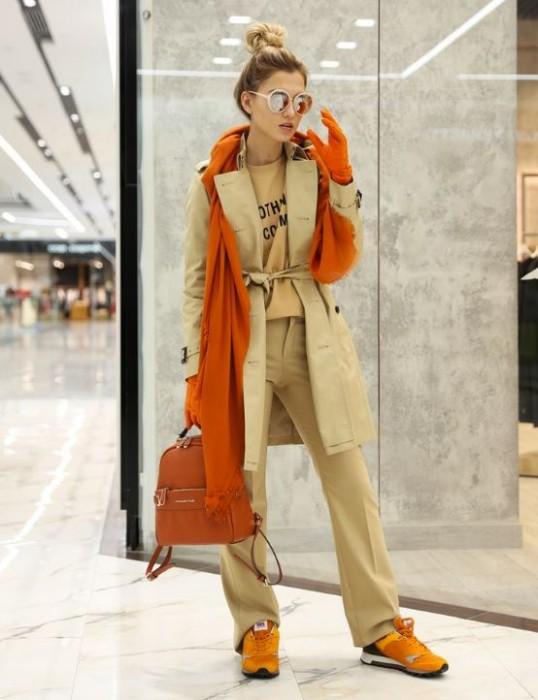 lady & gentleman CITY - Бежевый цвет – основа любого весеннего гардероба