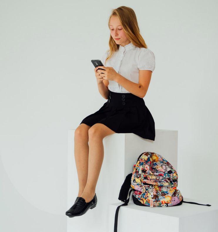 Юничел - Туфли для девочек со скидкой 7%