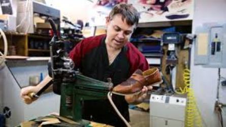 Скидка 10% на ремонт обуви