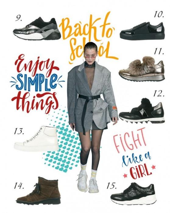 Акции Терволина. Коллекция спортивной обуви по супер-ценам