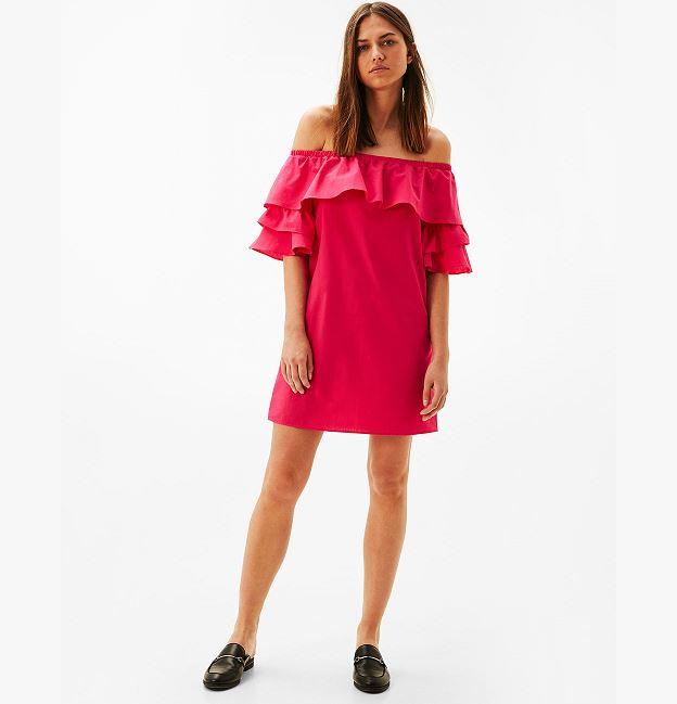 Бершка - Платье по уникальной цене