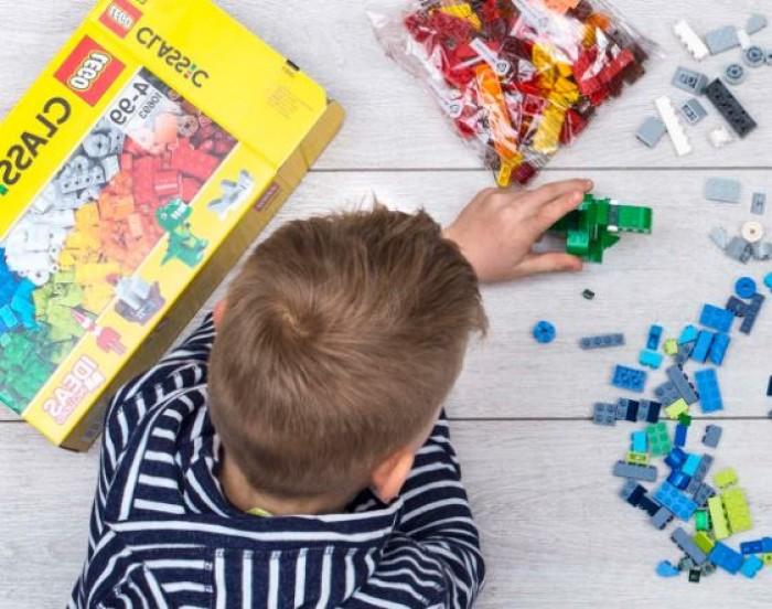 """Акция в ТРЦ МЕГА 30 сентября 2017 года. """"День LEGO"""""""