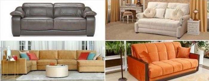 Акции на диваны в салонах мебели 8 Марта в октябре 2017 года