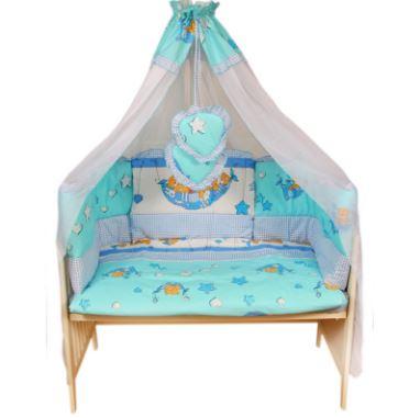 ДетМарт - Скидка 20% на все 7 предметные комплекты в кроватку