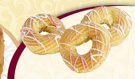 """Акции От Палыча. Пирожное """"Творожные кольца"""" в подарок"""