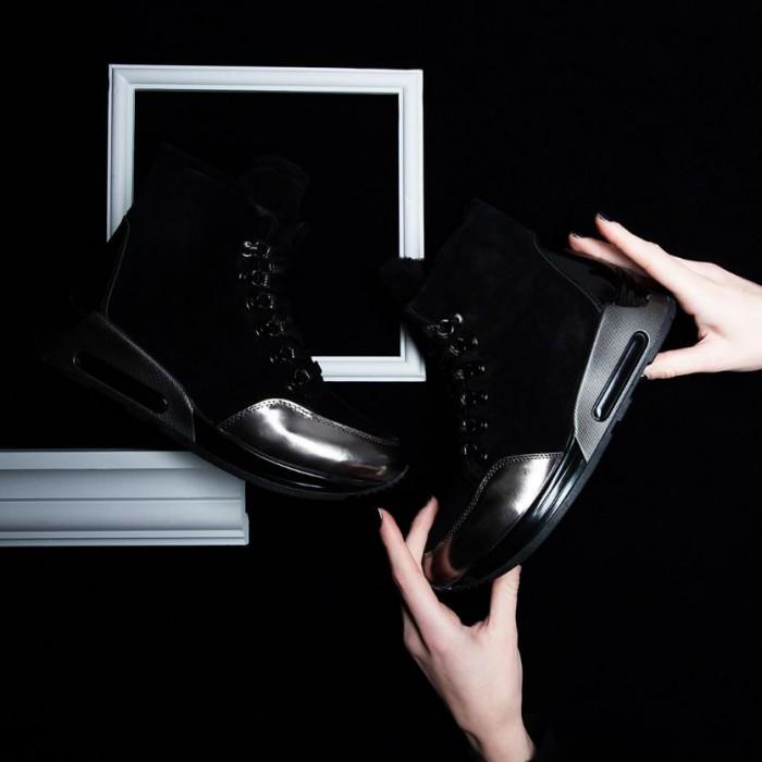 Акции Carlo Pazolini. Ботинки в стиле спорт по супер-цене