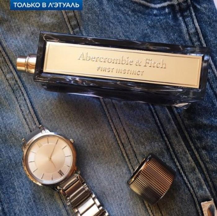 Л'Этуаль - Новый аромат от ABERCROMBIE & FITCH
