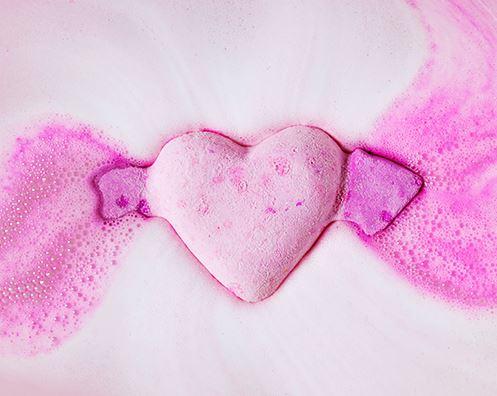 LUSH - Новинки в День святого Валентина
