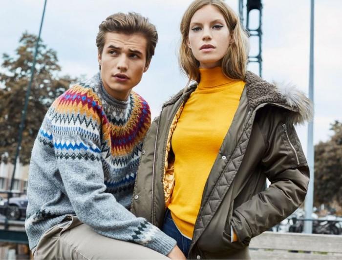 Акция в COLINS сегодня. Свитера, кардиганы и пуловеры по суперцене