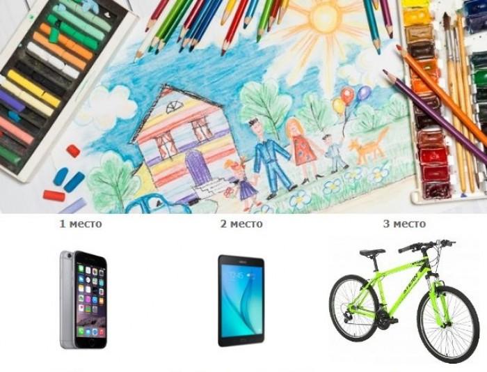 Акции в «Комус» и «BIC». Разыгрываем iPhone, планшет и велосипед