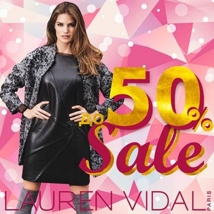 Lauren Vidal - Скидки до 50%