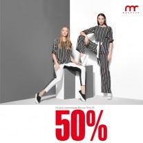 Распродажа в M.Reason. До 50% на брендовую одежду