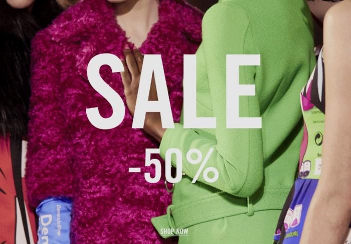 Распродажа в Moschino. До 50% на Осень-Зиму 2018/2019