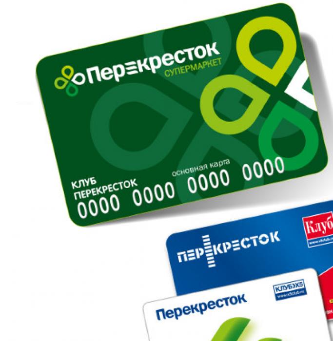 Акции магазина ПЕРЕКРЕСТОК. Бонусная программа, скидки