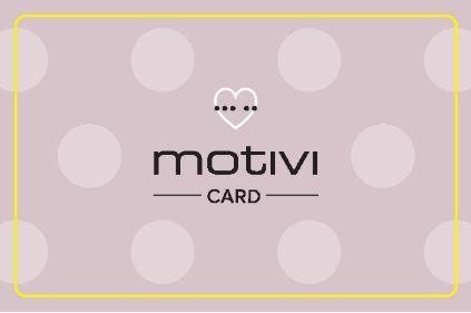 MOTIVI - Скидки по Дисконтной Карте