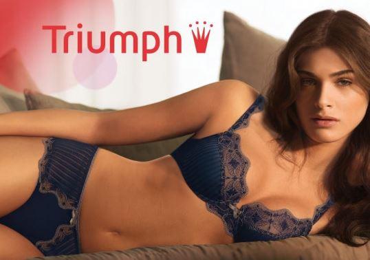 Акции Triumph. До 50% на коллекции Осень-Зима 2017/18