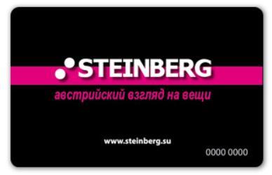 Акция от Steinberg!