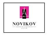 """Рандеву - Совместная акция с сетью ресторанов """"Новиков Групп"""""""