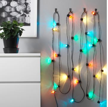 Акции Твой Дом 2019. 20% на Smart-гирлянды LED
