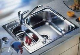Кухни Эльт - Скидка до 30% на мойки и смесители