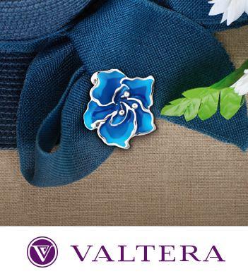 FiNN FLARE - Стильная брошь Valtera в подарок