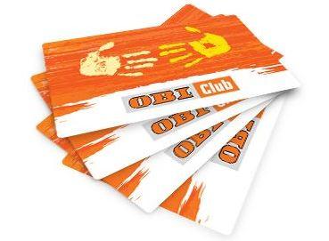 ОБИ Дисконт: Клубная карта