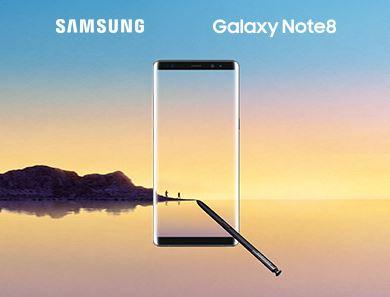 Акция в Связном. Рассрочка на покупку смартфона Samsung Galaxy Note8