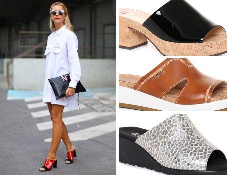 Мода и Комфорт - Сабо по привлекательной цене
