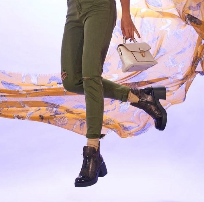 Вторая пара обуви со скидкой 20% в магазинах Francesco Donni