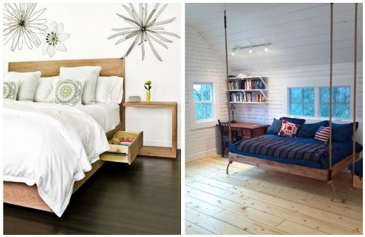 Уютерра - Оригинальный дизайн кровати в вашей спальне