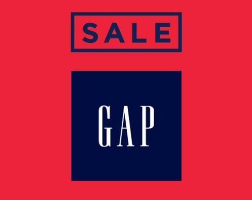 МЕГА - Распродажа в GAP продолжается