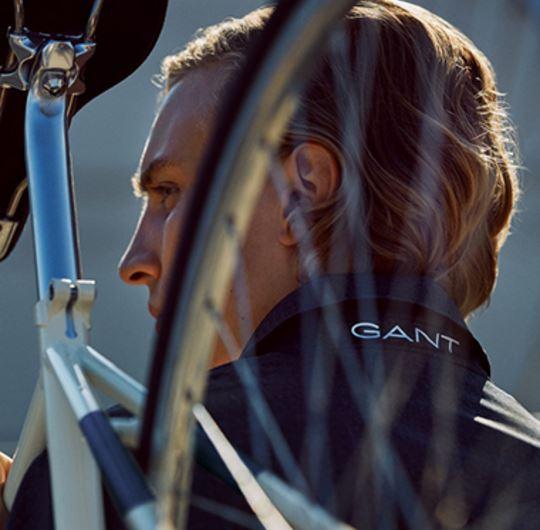 GANT - Выиграй лимитированный велосипед