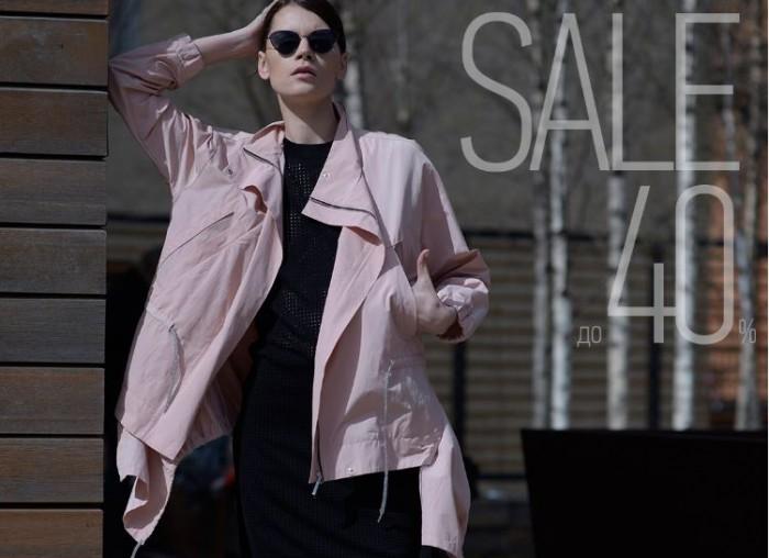 Акции VASSA&Co. До 40% на коллекции Весна-Лето 2018