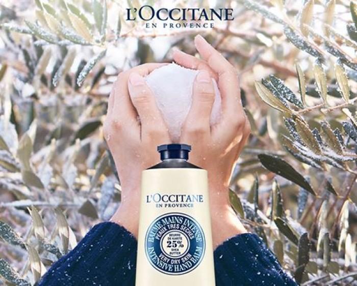 Новинки от L'Occitane