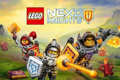 Новая уникальная серия в LEGO