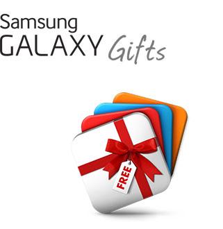 """Уникальный подарок покупателям планшета SAMSUNG Galaxy Tab S  в фирменных магазинах """"SAMSUNG"""""""