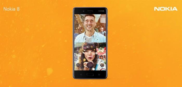 Акция в Связном. Nokia 8 в рассрочку без переплат в сентябре 2017