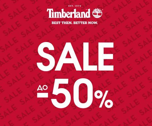 Timberland - Скидки до 50%