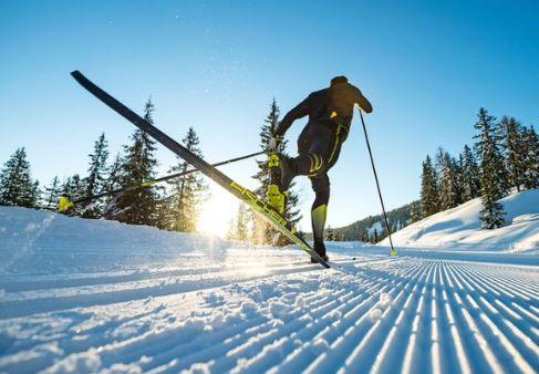Акции Спортмастер январь-февраль 2018. До 30% на зимние товары