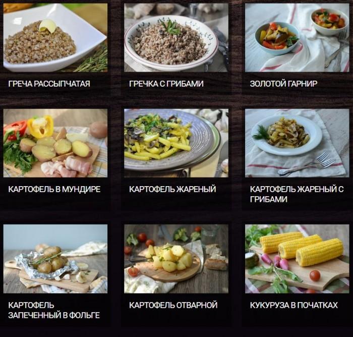 Рецепты от Мультиварка.про 2018/2019. Каталог блюд
