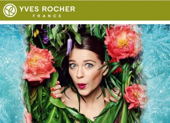 Yves Rocher - Жаркий январь со скидками до 50%