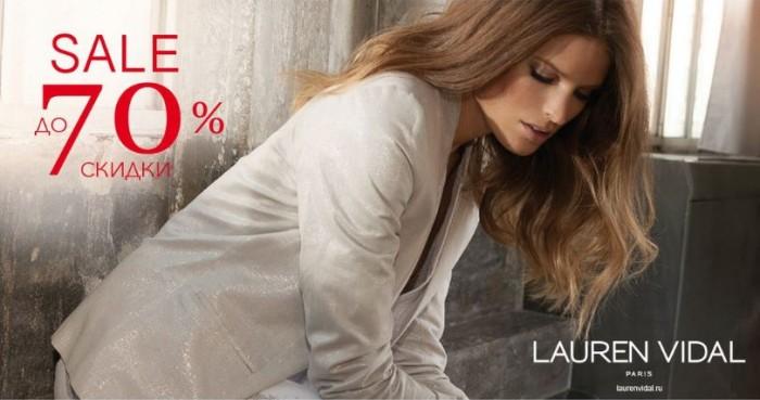 LAUREN VIDAL - Распродажа со скидками до 70%