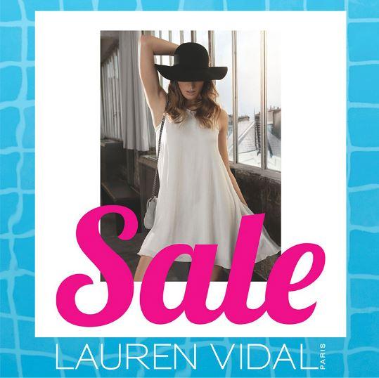 Lauren Vidal - Распродажа со скидками до 50%
