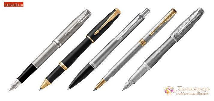 Акции Леонардо 2020. Получи подарок за покупку ручки PARKER
