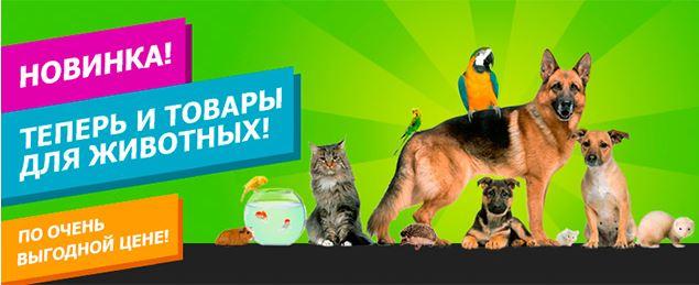 АШАН- суперцены на товары для животных